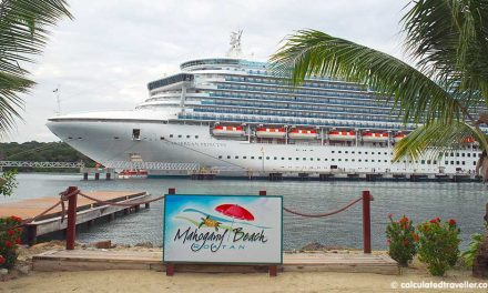 A Cruise Guide to Mahogany Bay Roatan Honduras