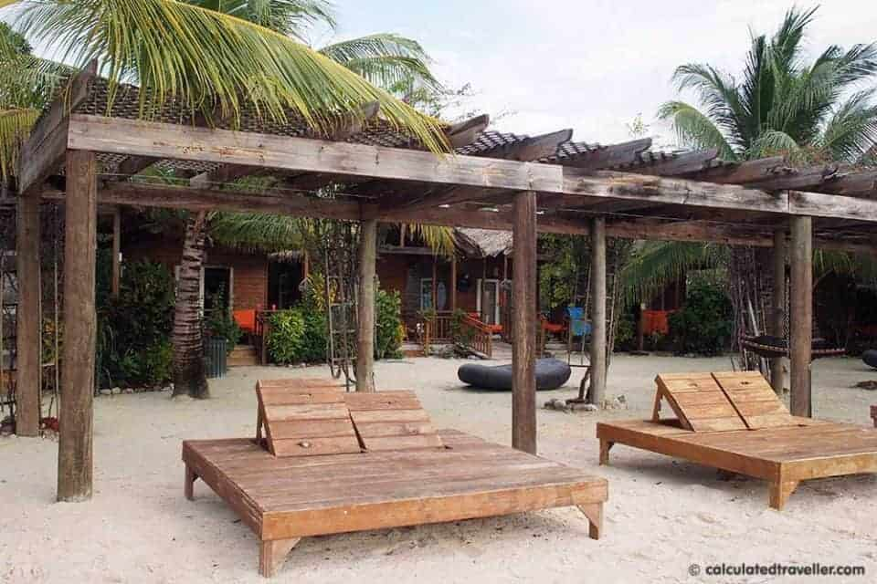 A Cruise Guide to Mahogany Bay Roatan Honduras - Private Cabanas