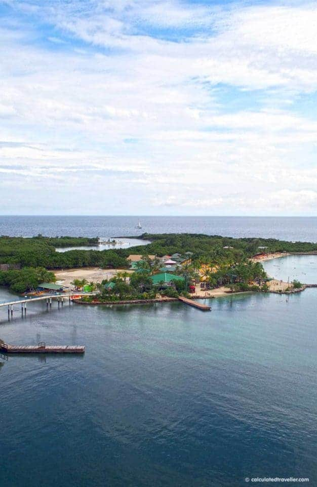 A Cruise Guide to Mahogany Bay Roatan Honduras by Calculated Traveller