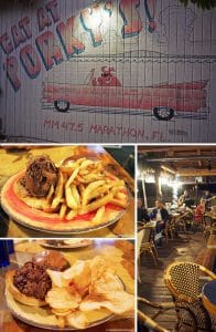 Porky's Bayside BBQ --- A great casual, relaxed, affordable dinner spot.. A review by Calculated Traveller