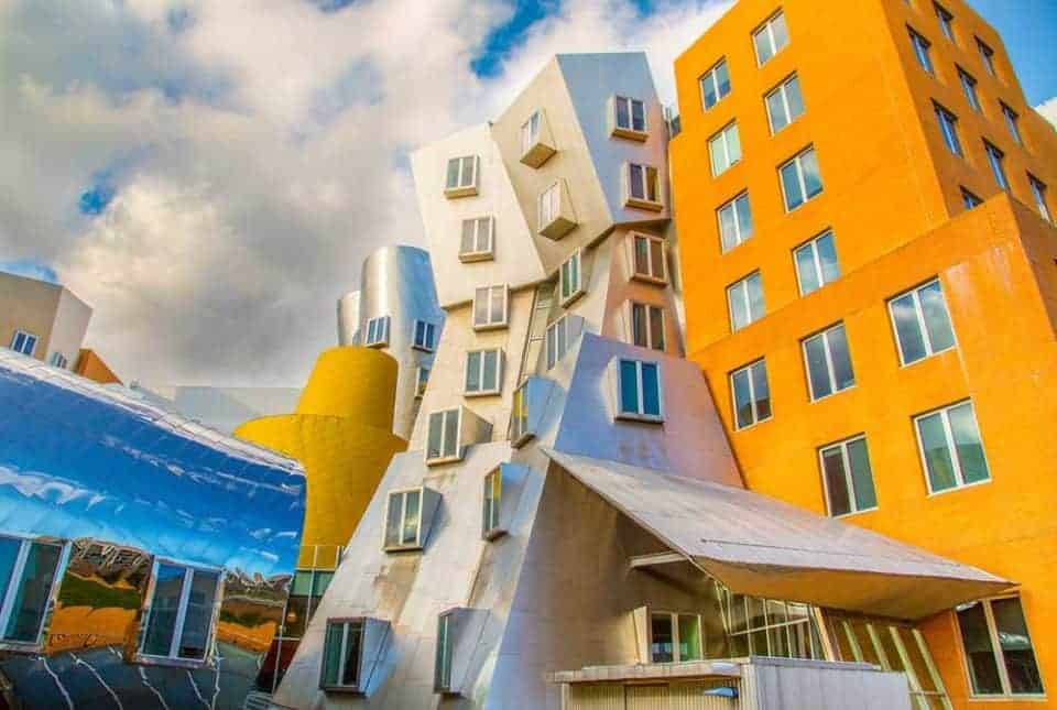 How to Spend a Long Weekend in Cambridge - Ray and Maria Stata Center at MIT