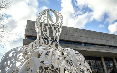 How to Spend a Long Weekend in Cambridge - MIT Alchemist Statue