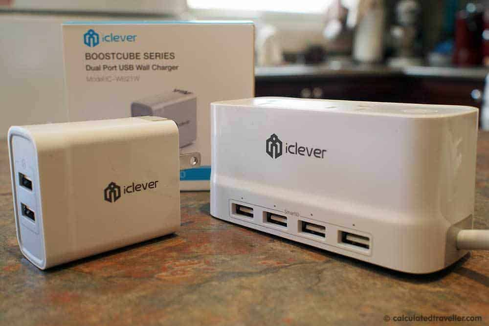 iClever Boost Cube and Boost Strip Travel Charger Review