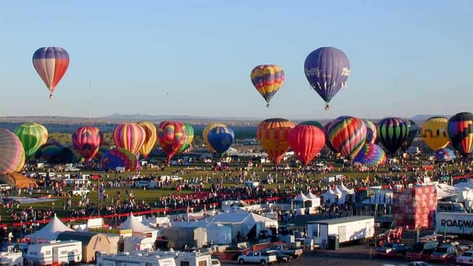 Unique Activities and Explorations in Albuquerque NM - Albuquerque International Balloon Fiesta