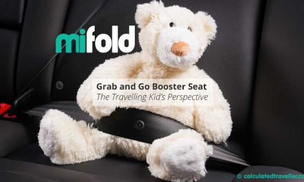 Product Review: mifold Grab-and-Go Booster Seat