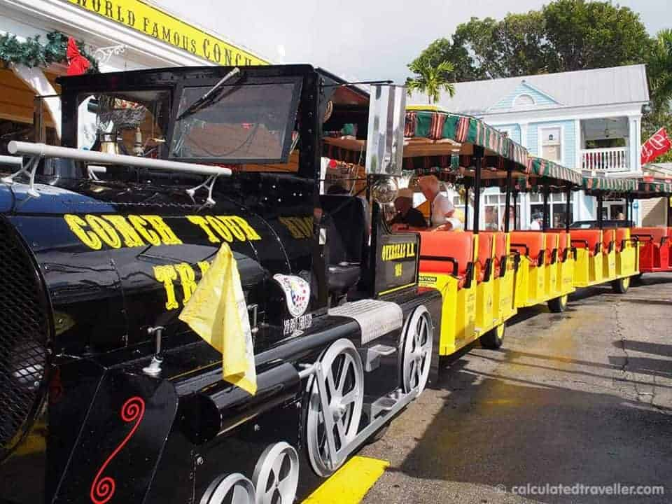 A One Day Key West Florida No Holds Barred Adventure! - Conch Tour Train
