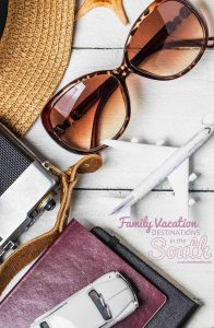 Family Vacation Destinations in the South