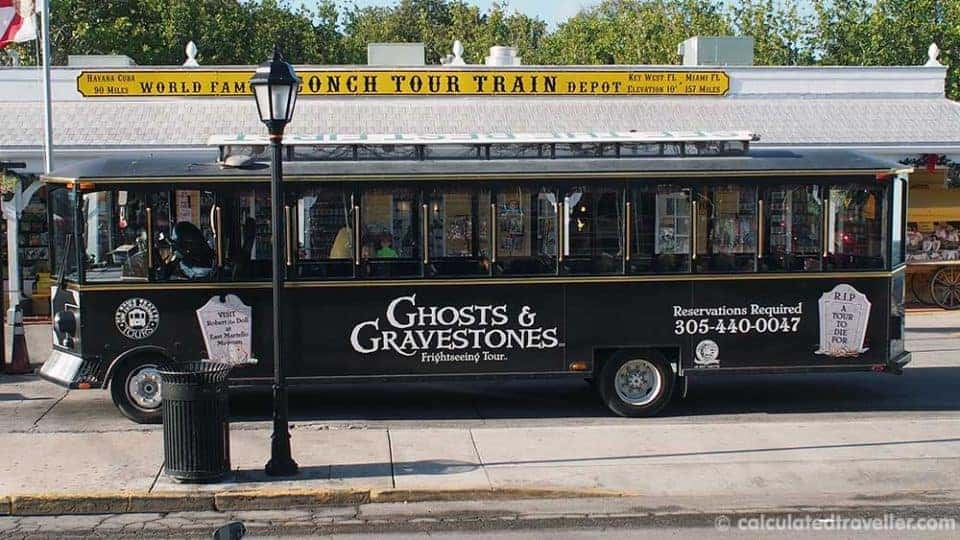 A One Day Key West Florida No Holds Barred Adventure! - Ghosts and Gravestones Tour