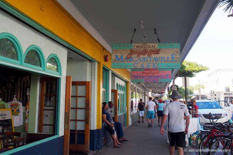 A One Day Key West Florida No Holds Barred Adventure! - Margaritaville