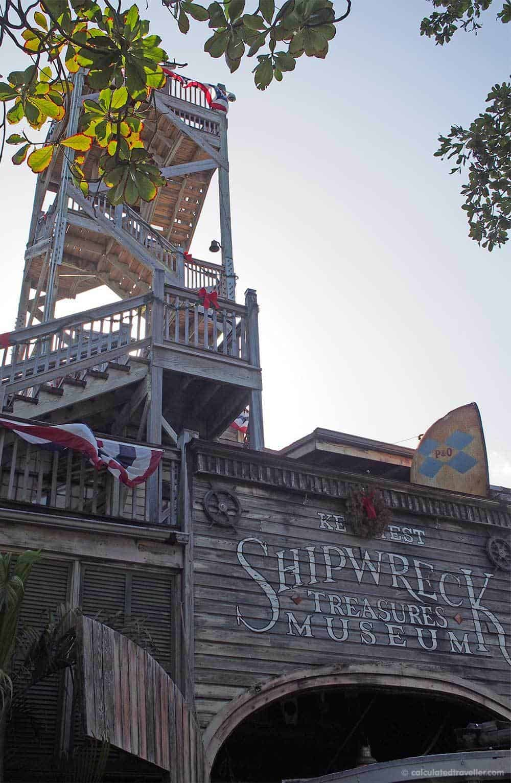 A One Day Key West Florida No Holds Barred Adventure! - Shipwreck Museum