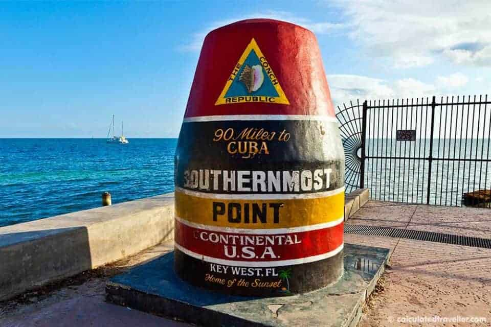A One Day Key West Florida No Holds Barred Adventure! - Southern Most Point