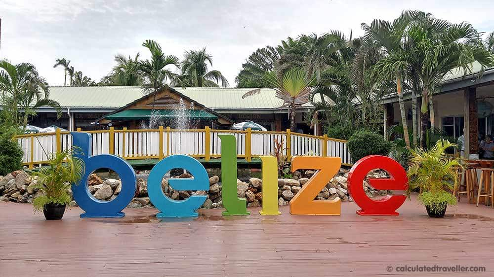 One Relaxing Day Spent Exploring the Belize Cruise Port