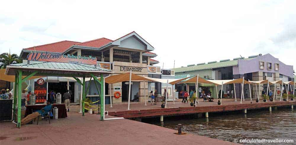 One Day Spent Exploring the Belize Cruise Port - Fort Street Tourism Village