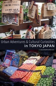 Urban Adventures and Cultural Curiosities in Tokyo Japan - by Calculated Traveller Magazine