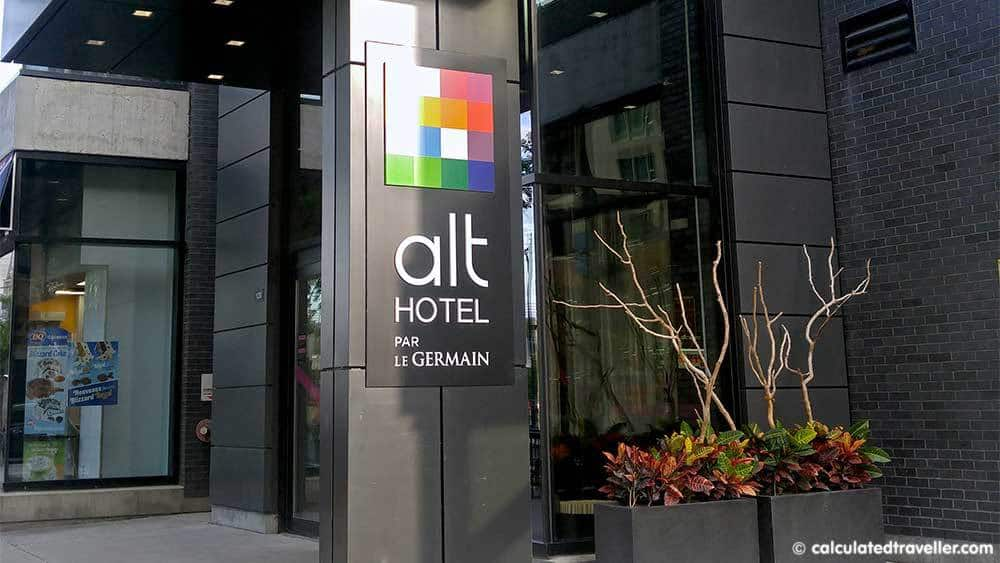 Alt Hotel Montreal >> Funky Fresh Affordable Alt Hotel Montreal In Griffintown