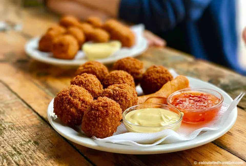 Food For Thought: Eating Amsterdam Tours - Bitterballen