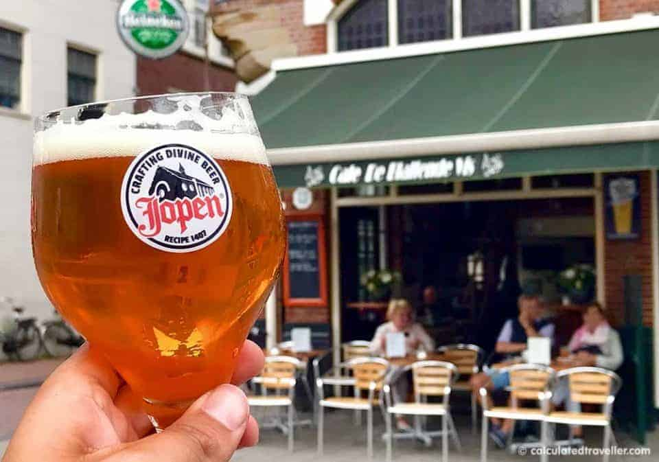 Food For Thought: Eating Amsterdam Tours - Craft Beer
