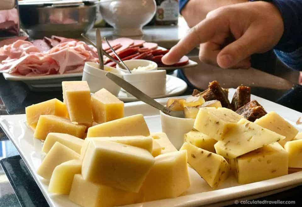 Food For Thought: Eating Amsterdam Tours - Meats & Cheeses