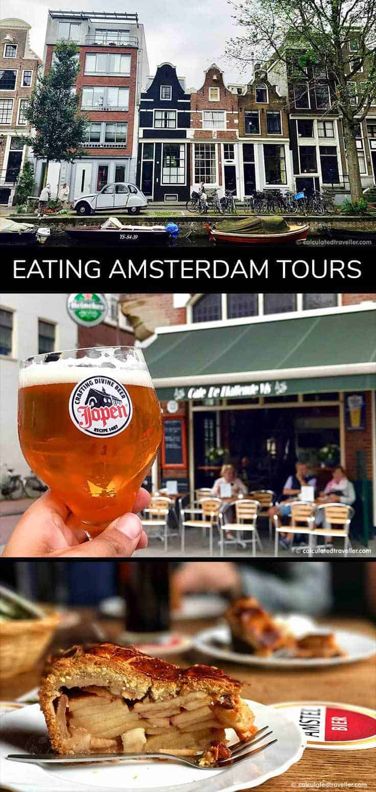 Food For Thought: Eating Amsterdam Tours. A review by Calculated Traveller.