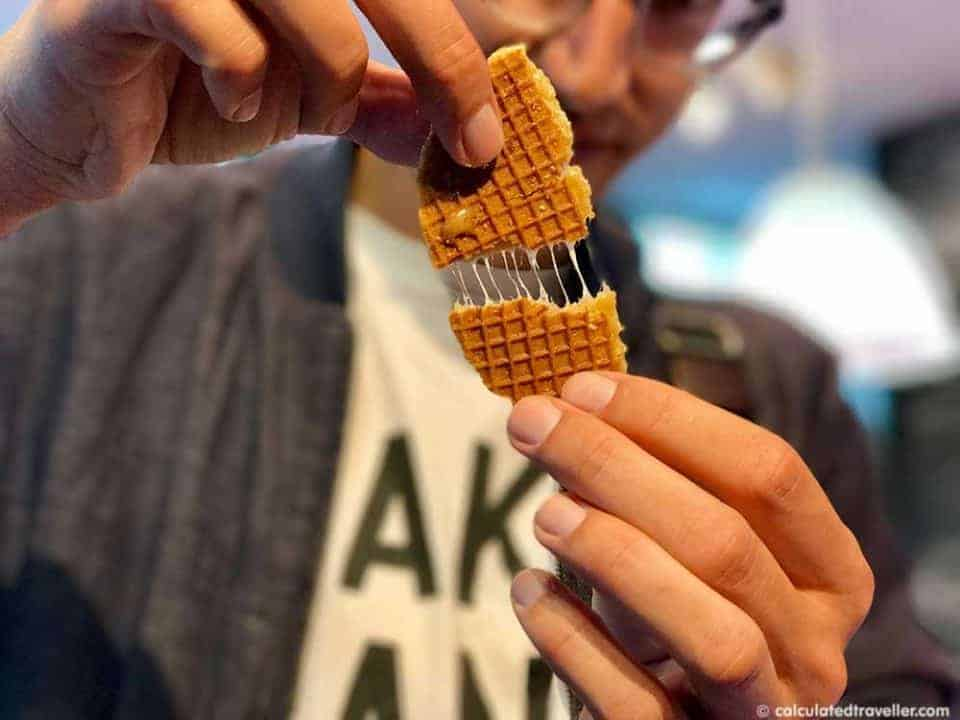 Food For Thought: Eating Amsterdam Tours - Stroopwafel