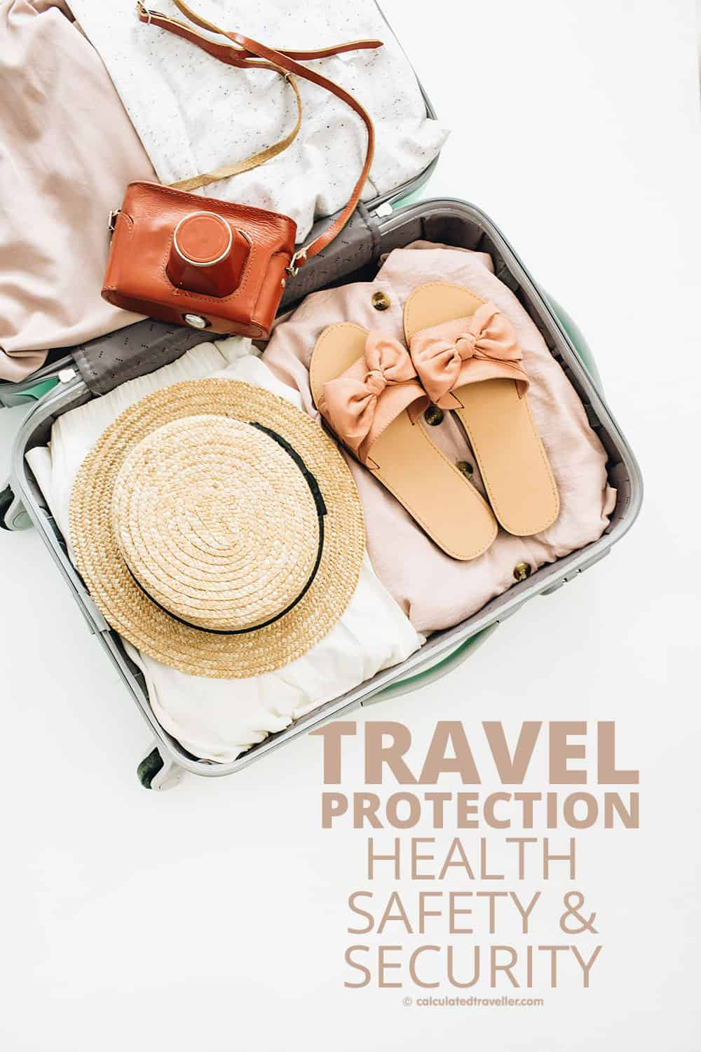 Travel Protection - Health, Safety, and Security | #travel #security #safety #insurance #health #illness #protection