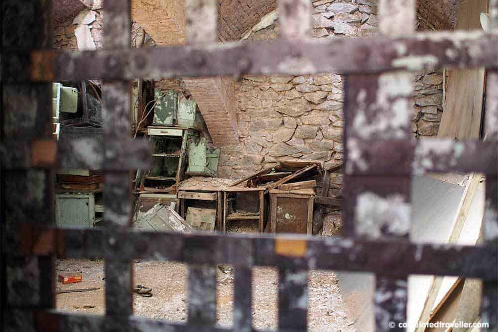 Eastern State Penitentiary in Philadelphia Pennsylvania - if you dare...