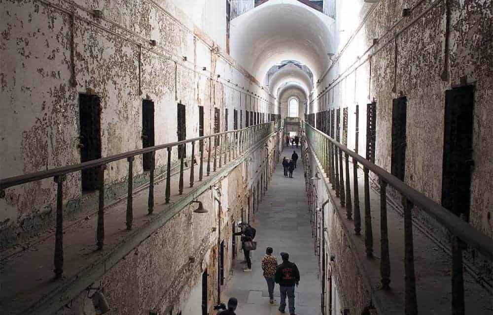 Eastern State Penitentiary in Philadelphia PA – if you dare…