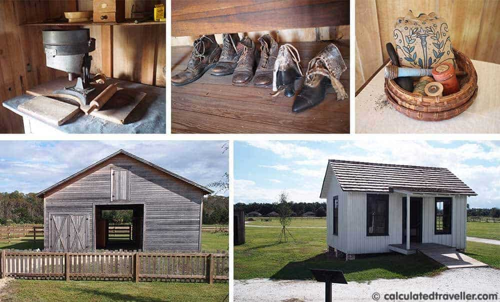 10 Things to do in Kissimmee Florida - Oscelo Pioneer Village