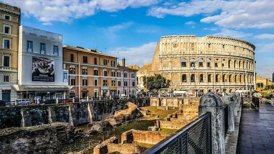 10 Outstanding Destinations for Solo Travel - Rome