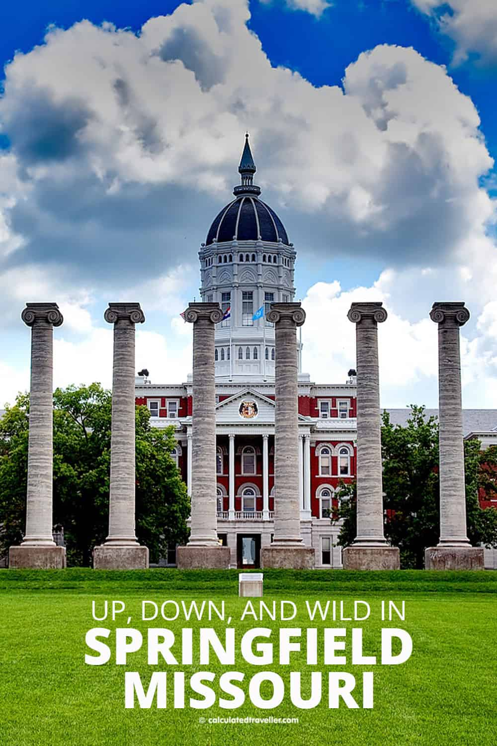Up, Down, and Wild in Springfield, Missouri | #Springfield #Missouri #travel #family