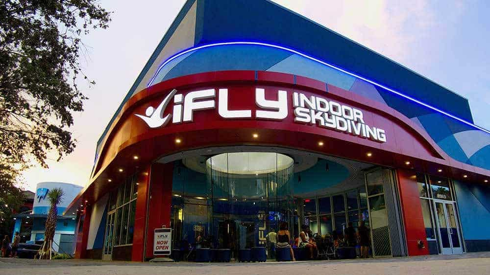 10 Awesome Fun Things to do in Kissimmee Orlando Florida - iFLY Indoor Skydiving