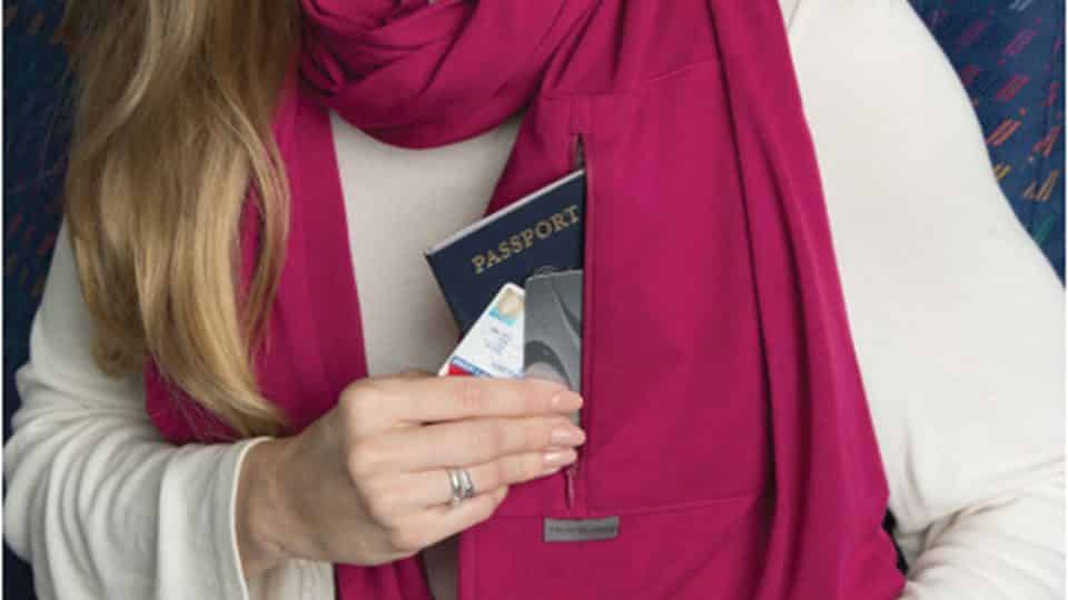 Travel Scarf by Travelon