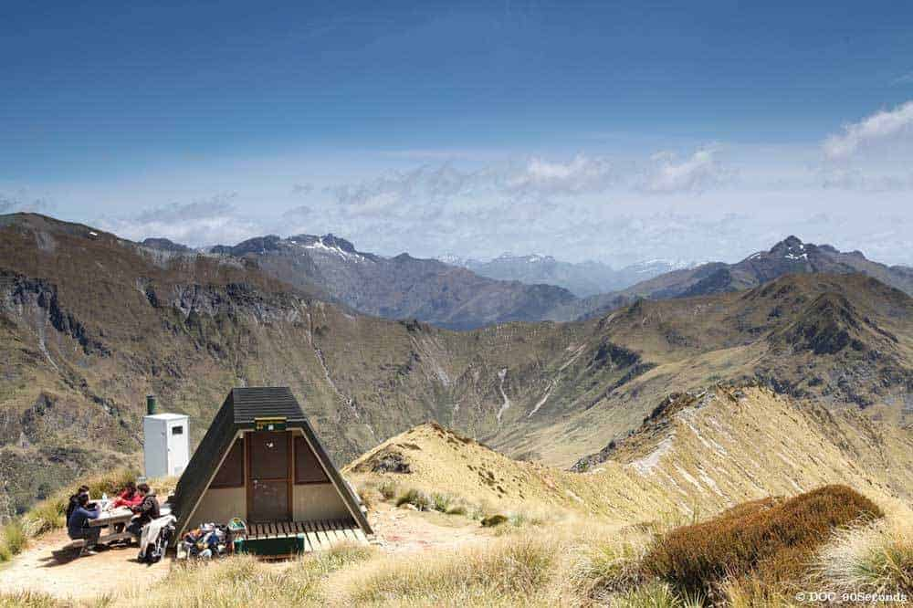5 Great Walks in New Zealand to Enjoy - New Zealand Department of Conservation Huts