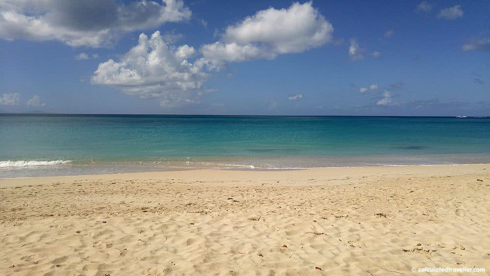 One Pristine Day at Turners Beach in Antigua