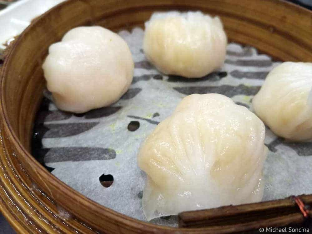 Discovering Hong Kong's Culinary Universe with Hong Kong Foodie Tours - Shrimp Dumpling Har Gow