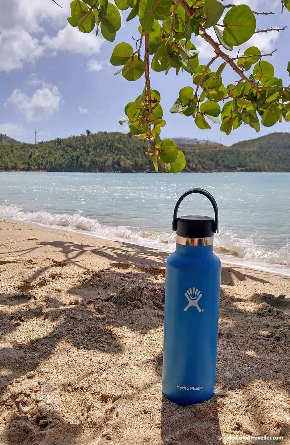 Hydro Flask Review. Home-Life and Travel-Life Hydration. Calculated Traveller