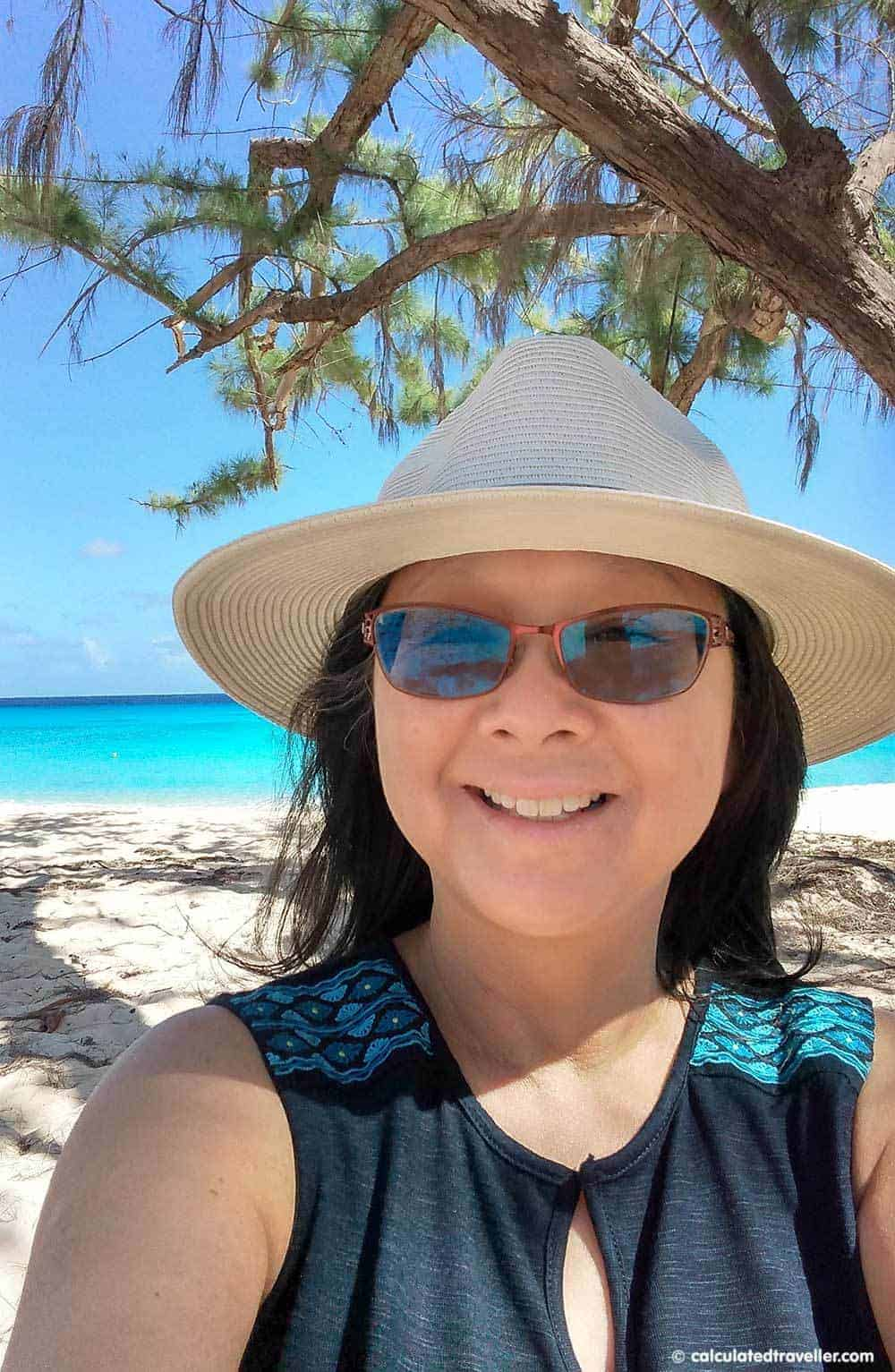 63d1e71cfc4b2 Stylish Sun Protection with the Sunday Afternoons Havana Hat Review by  Calculated Traveller