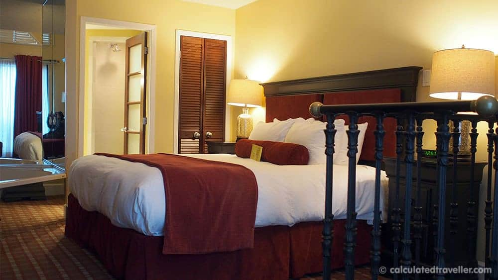 A Mid-Week ME-Time Escape at Hockley Valley Resort and Spa - Bedroom