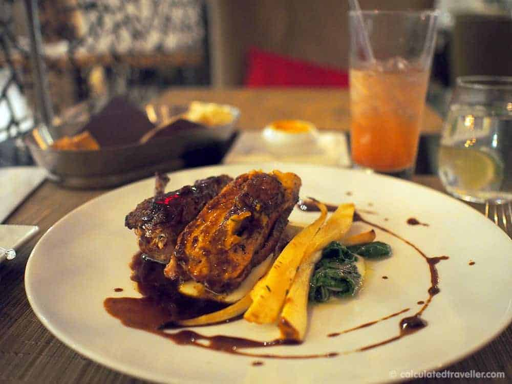 A Mid-Week ME-Time Escape at Hockley Valley Resort and Spa - Roast Chicken