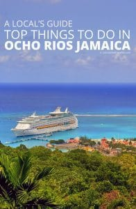 A Local Jamaican Guide to the Top Things to do in Ocho Rios by Calculated Traveller Magazine. | Ocho Rios | Jamaica | Caribbean | Cruise Port | Cruise | Tips | Travel | Things to do | What to Eat