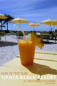 Fun in the Sun on St. Pete Beach Florida at Sirata Beach Resort | Travel | Family Travel | Florida | Beach | Resort | Review