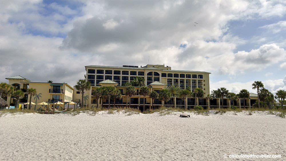 Fun in the Sun on St. Pete Beach Florida at Sirata Beach Resort
