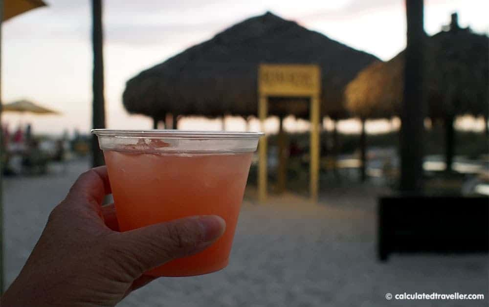 Fun in the Sun on St. Pete Beach Florida at Sirata Beach Resort - Sunset Salute