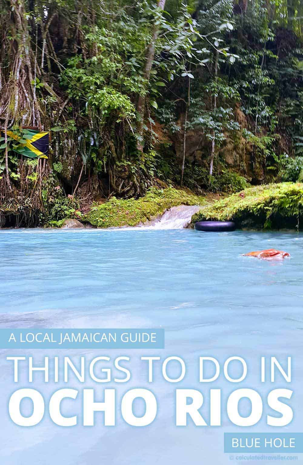 A Local Jamaican Guide to the Top Things to do in Ocho Rios | Blue Hole | Ocho Rios | Jamaica | Caribbean | Cruise Port | Cruise | Tips | Travel | Things to do | What to Eat