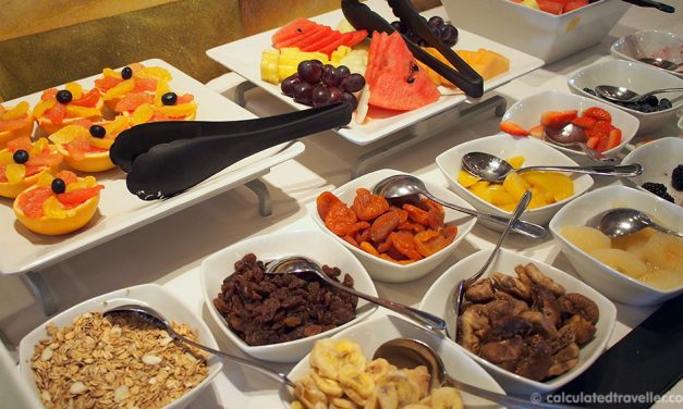 Five Tips for Eating at the Hotel Breakfast Buffet