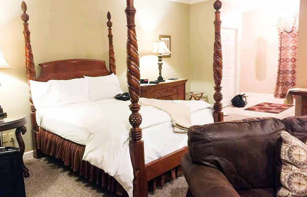 The French Manor Inn and Spa – A Couples Getaway in the Heart of the Poconos
