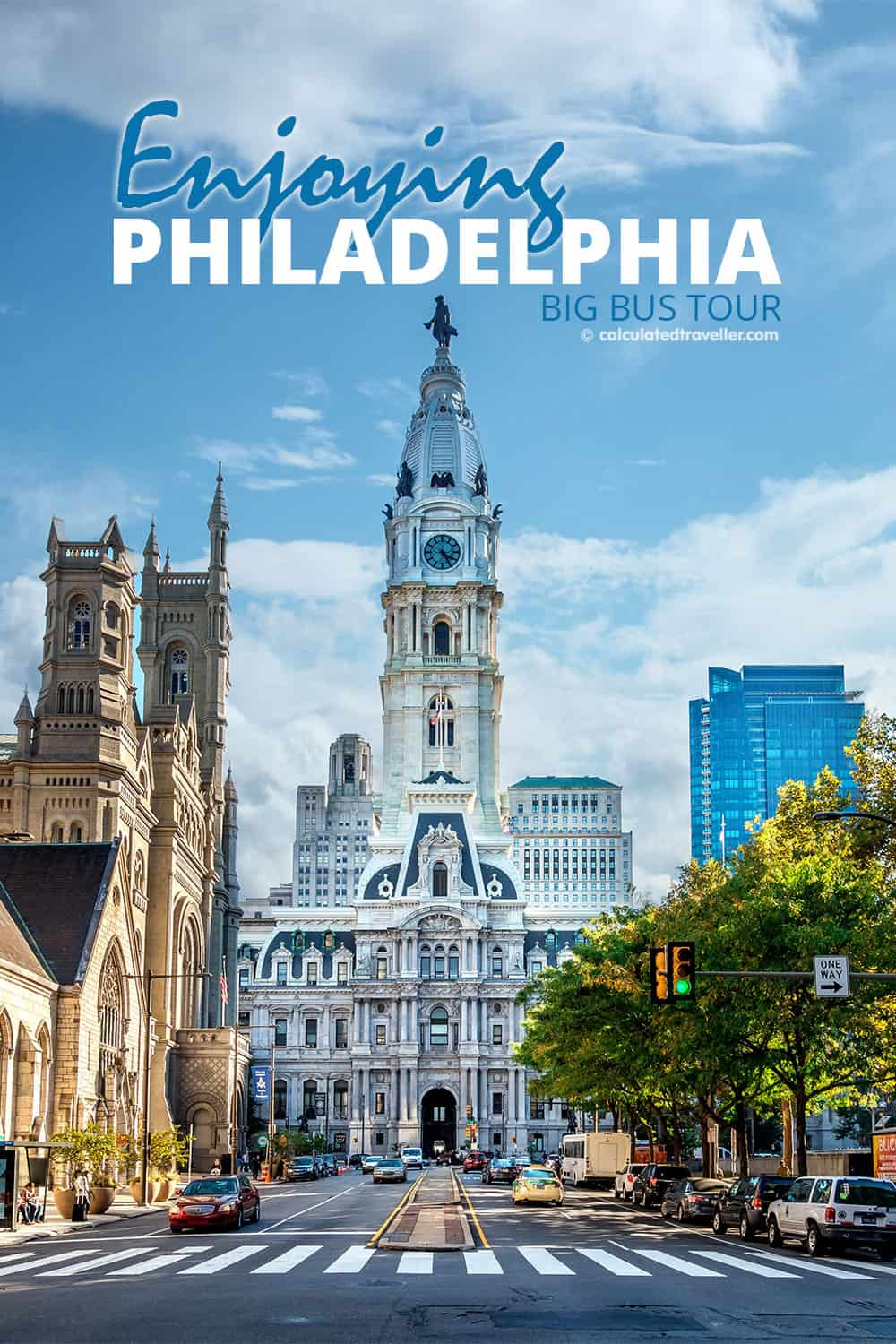 Enjoying Philly with a Philadelphia Big Bus Tour - City Hall | #travel #tour #Phiiladelphia #Pennsylvania #USA