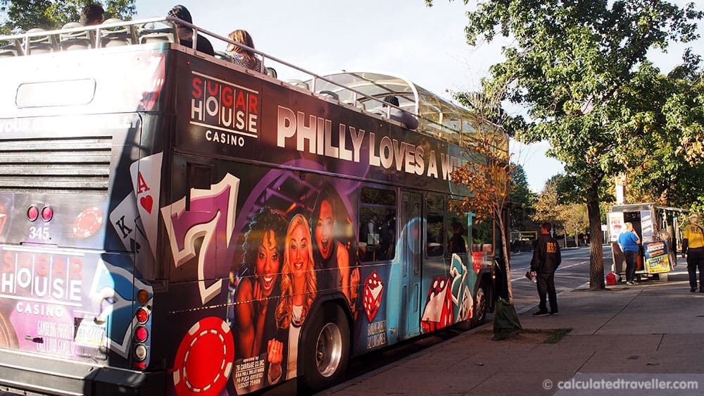 Enjoying Philly with a Philadelphia Big Bus Tour - Big Bus