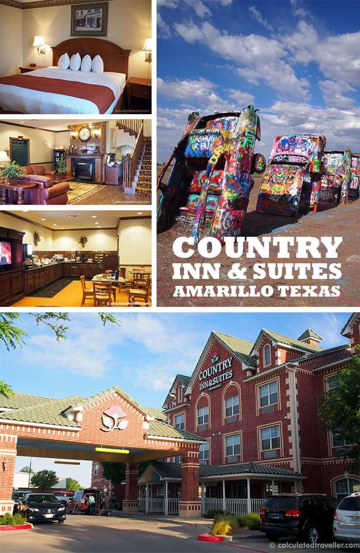 Texan Charm at The Country Inn and Suites by Radisson Amarillo Texas | #travel #Amarillo #Texas #hotel #review #wheretostay