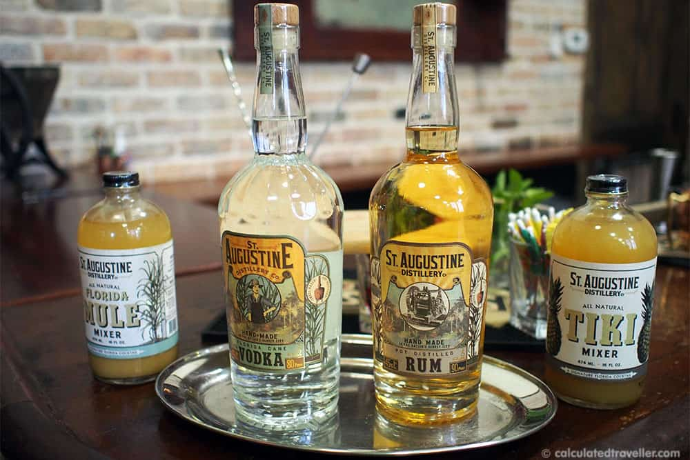 A Taste of St. Augustine Florida in Search of Spirits and Chocolate - St Augustine Distillery Company